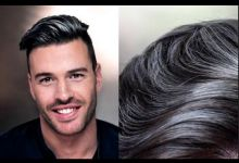 Why Hiding Gray Hair? Pourquoi cacher les cheveux gris? Silver Hair Balayage Is the Hottest Trend Silver Hair Balayage est la tendance la plus en vogue