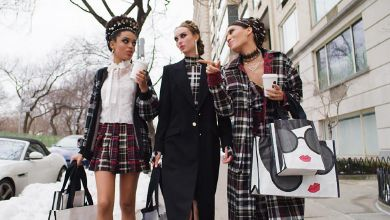 Calling All Blairs! Appel à tous les Blairs! Alice + Olivia's New Collection Is Inspired By 'Gossip Girl' La nouvelle collection d'Alice + Olivia est inspirée de `` Gossip Girl ''